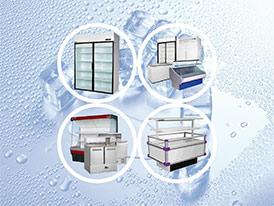 Поставка холодильного оборудования