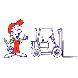 Регламентное и профилактическое обслуживание складской техники
