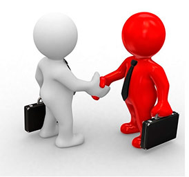 Передача в обслуживаемые организации торговли и сервиса необходимой документации по обслуживанию держателей банковских карточек