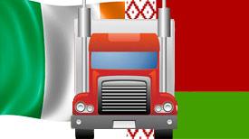 Автомобильные грузоперевозки Ирландия-Беларусь