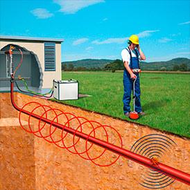 Поиск любых видов повреждения изоляции кабельных линий