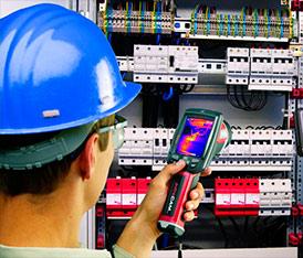Тепловизионный контроль электрооборудования и воздушных линий электропередач