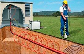 Трассировка и фазировка кабельных линий и электропроводок