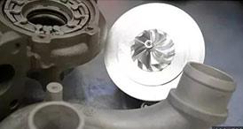 Восстановление турбин