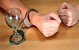 Лечение алкогольной зависимости в в МЦ «ТЭС-терапия»