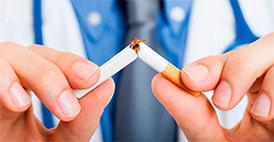 Лечение никотиновой зависимости (табакокурения) в МЦ «ТЭС-терапия»