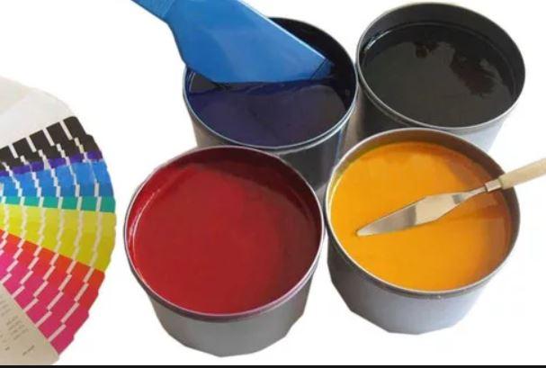 Утилизация отходов типографской краски