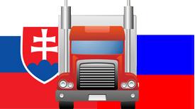 Автомобильные грузоперевозки Словакия-Россия
