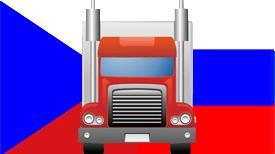 Автомобильные грузоперевозки Чехия-Россия