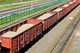 Железнодорожные грузоперевозки в полувагонах