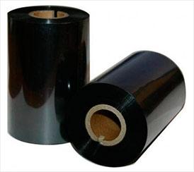 Изготовление карбоновой ленты черной WAX w400 - для печати по бумаге класса Coat
