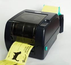 Аренда оборудование для печати бэджей и личных данных на выставках