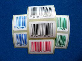 Изготовление этикеток самоклеящихся штрихкоды