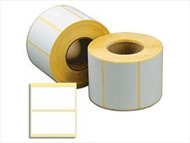 Изготовление самоклеящихся этикеток для принтеров (пустые) 40х25