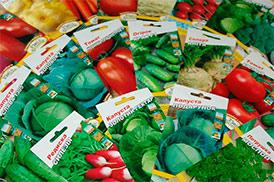 Реализуем семена овощных культур