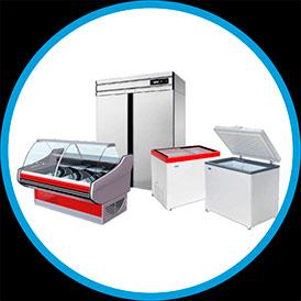 Ремонт витрин холодильных и морозильных