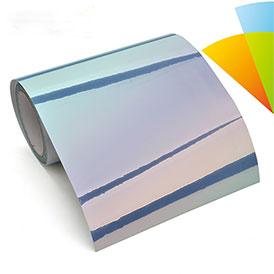 Печать на кашированной бумаге