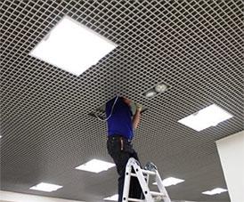 Монтаж и демонтаж осветительных приборов