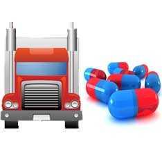 Автомобильная перевозка медикаментов до 7 тонн
