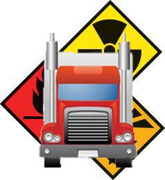 Автомобильные грузоперевозки опасных (ADR) грузов до 7 тонн