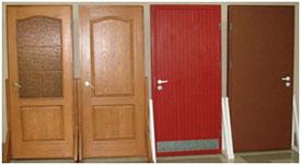 Изготовление дверей дымонепроницаемых