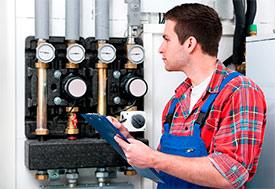 Технический надзор за работами по монтажу наружных сетей теплоснабжения