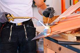 Электросварка изделий из цветных металлов