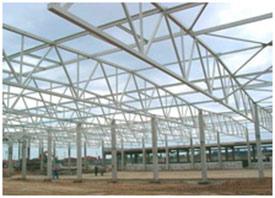 Изготовление стандартных металлоконструкций