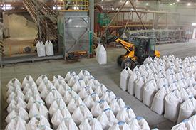 Снабжение предприятий минеральными удобрениями