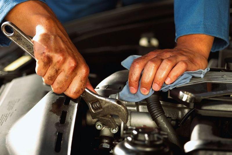 Техническое обслуживание и ремонт транспортных средств