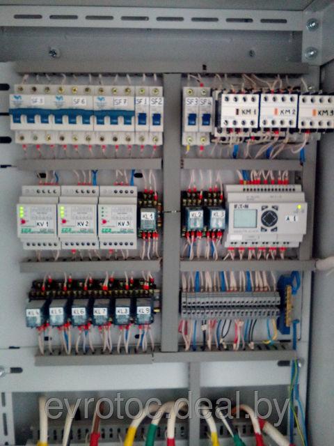Электромонтажные и пусконаладочные работы
