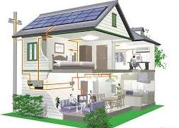Монтаж электрики жилого дома