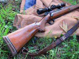 Прокат нарезных ружей для охоты