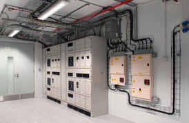 Устройство внутренних сетей электроснабжения