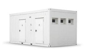 Аренда санитарно-бытовых контейнеров модульного типа